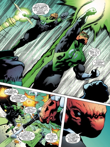 green lantern corps recharge 5 by dave gibbons geoff johns