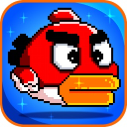 That 80s Bird -- The Impossible Flappy Game