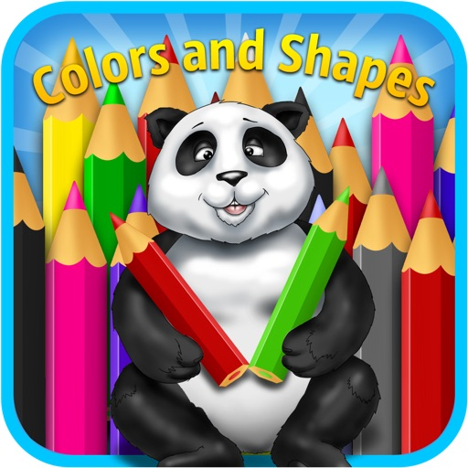 Colors and Shapes - preschool educational games