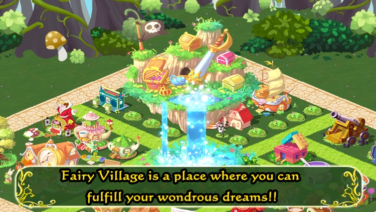 Fairy Village™ screenshot-3