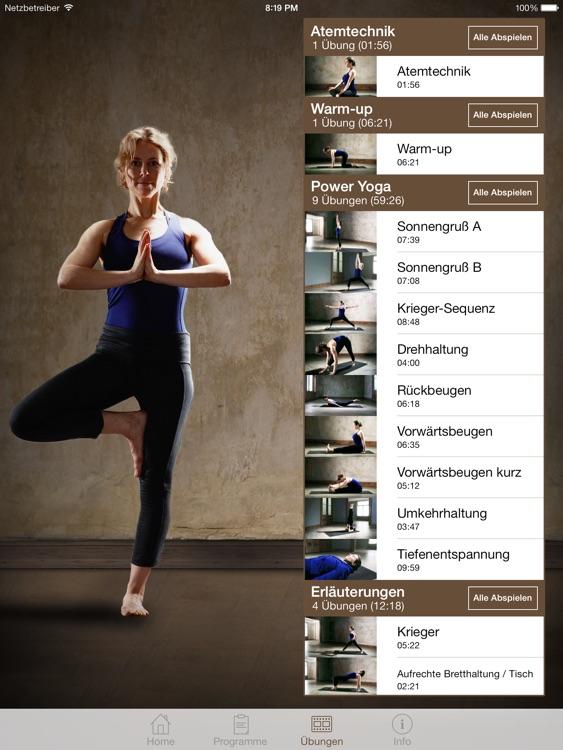 Brigitte Fitness - Power Yoga HD