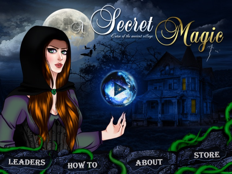 A Secret Magic - Curse of the Ancient Village HD