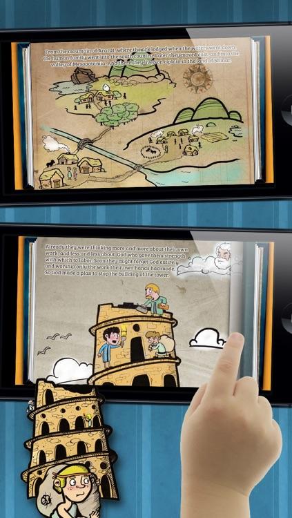 Bible Stories Collection screenshot-3