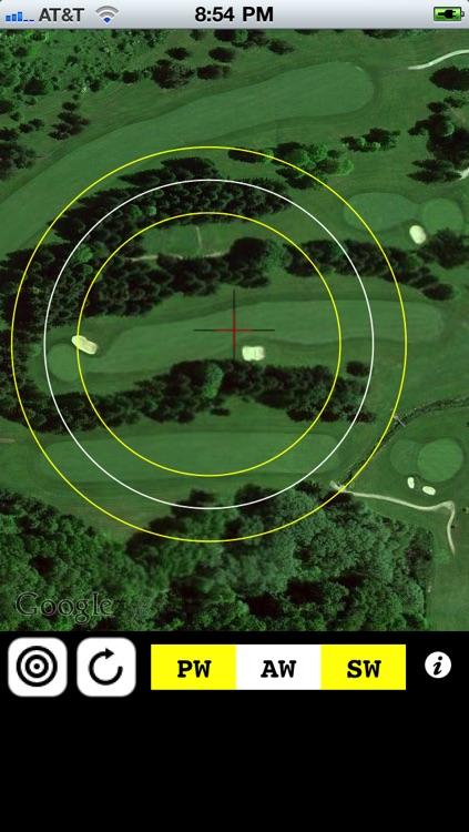 MyDistance Golf GPS