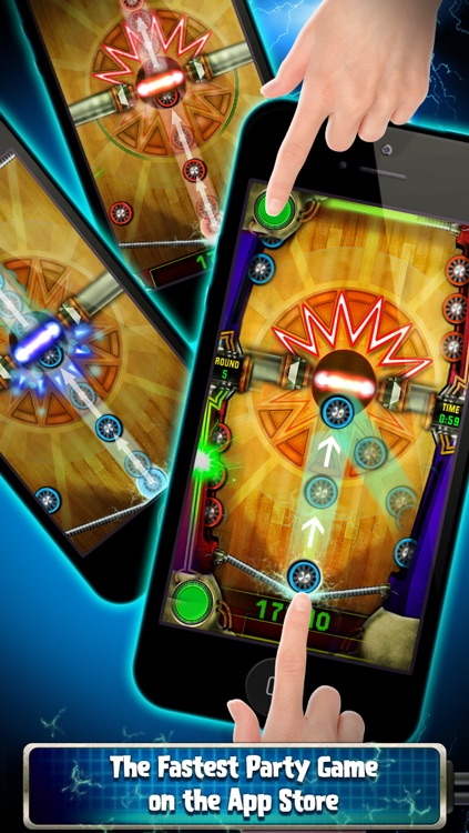 Air Hockey Mania - Disky screenshot-3