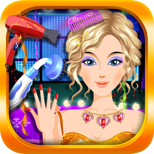 Beauty Prom Night Makeover Salon Doctor - little hand and skin pimple spa games for kids