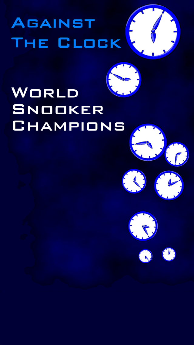Against the Clock - World Snooker Champions