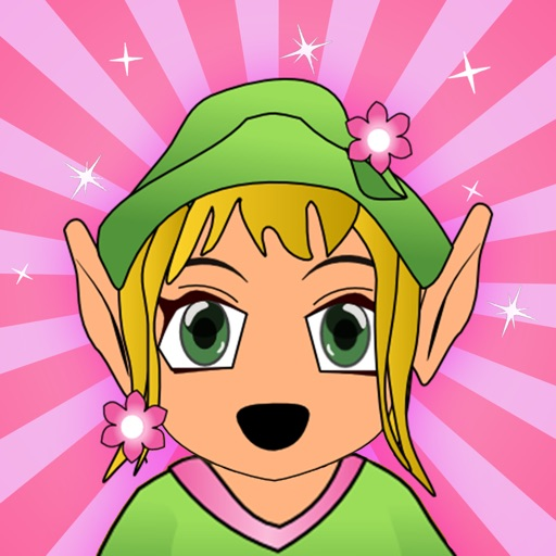 Elf Makeover Salon
