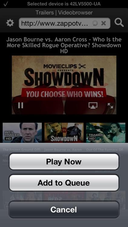 Video Browser for LG Smart TV screenshot-3