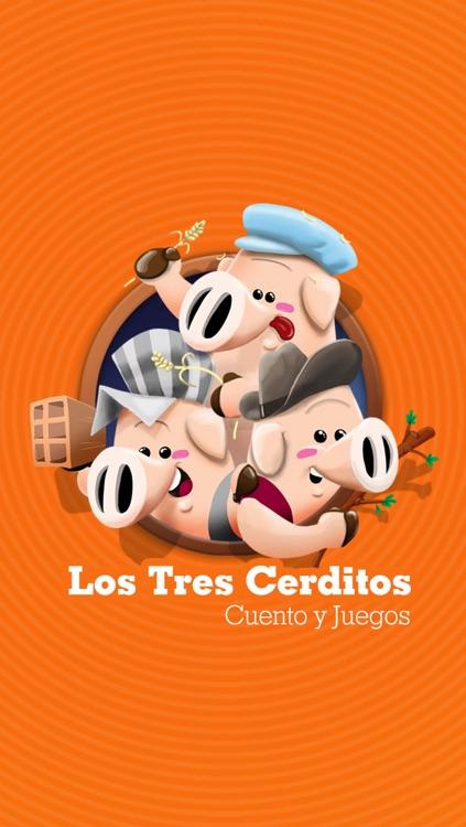 Los Tres Cerditos - Cuento y Juegos screenshot-4