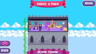 My Fairy Tale - Doll House Design & Decoration Game for KidsCaptura de pantalla de3