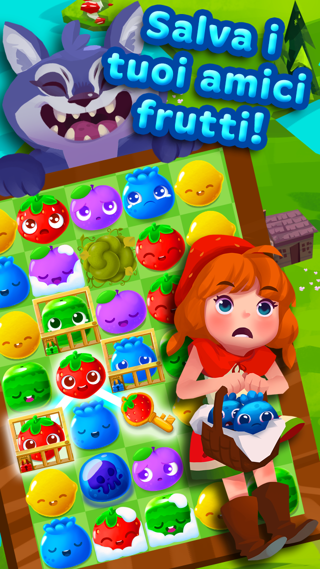 Screenshot of Fruit Splash Mania™2