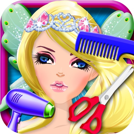 Fairy Princess Makeover icon