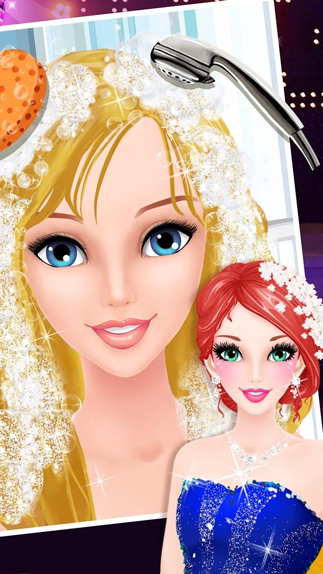 Prom Salon Spa - Girls Gamesのおすすめ画像2