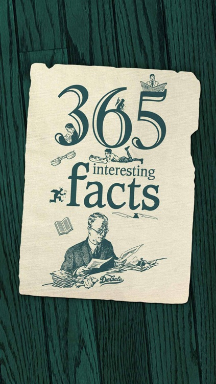 365 interesting facts. Full version
