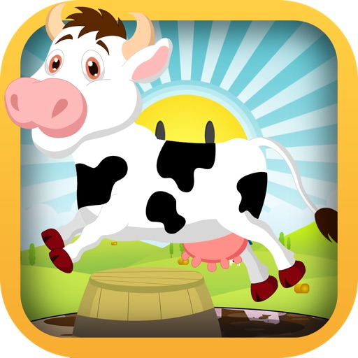 Barn Bouncing Moo Capers Adventure - Fun Day at the Farm FREE