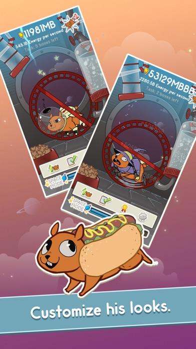 Hamster Universe screenshot two