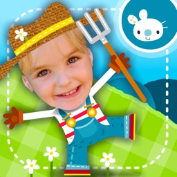Starring Me in Old MacDonald Had a Farm: sing along, play & learn with personalized nursery rhymes starring you. For kids, parents & teachers of young children.