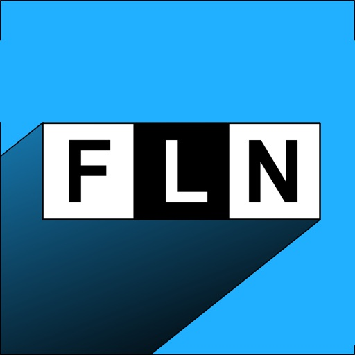 Crossword Fill-In Puzzle - Daily FLN