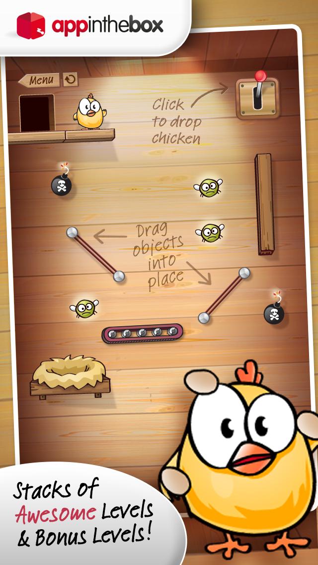 Drop The Chicken – Bien au chaud dans son nid-capture-2