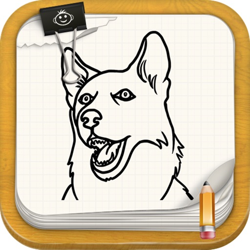 Learn To Draw : Dogs And Puppies Version