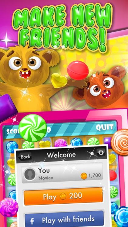 Jeux de Jewel Candy Edition de Noël 2016 - Jeu de Logique Amusant Pour les Enfants Gratuit screenshot-3