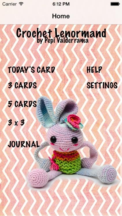 Crochet Lenormand