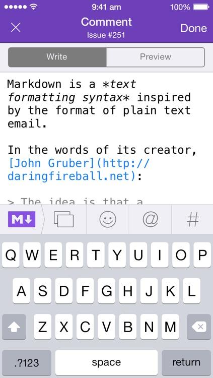 Hubbub - Delightful GitHub Issues screenshot-3