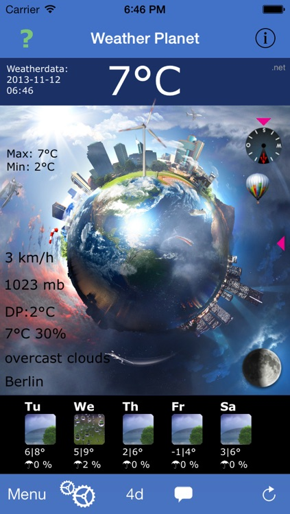 Weather Planet Lite