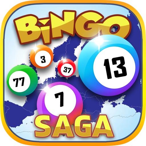 Bingo Saga Dash : Tour de Europe