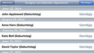 Badge Countdown Pro [Bester Countdown App]Screenshot von 5