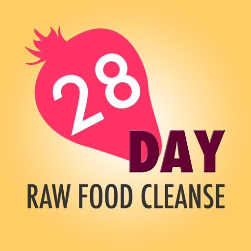 Raw Food Cleanse - 28 Day Healthy Detox Diet