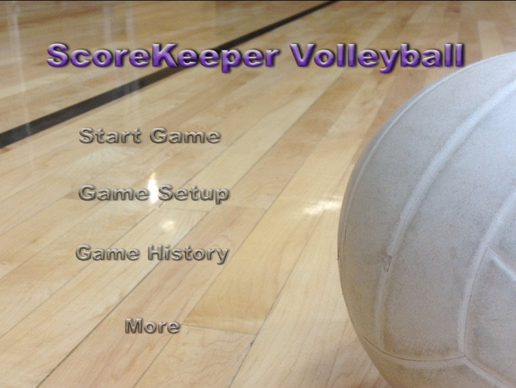 ScoreKeeper - Volleyball