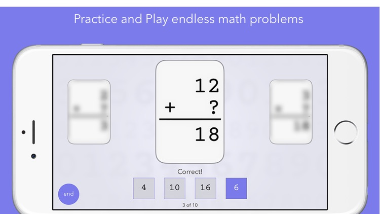 Math Facts - Addition, Subtraction, Multiplication, Division screenshot-0