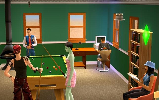 Sims 4 University Download Free Mac