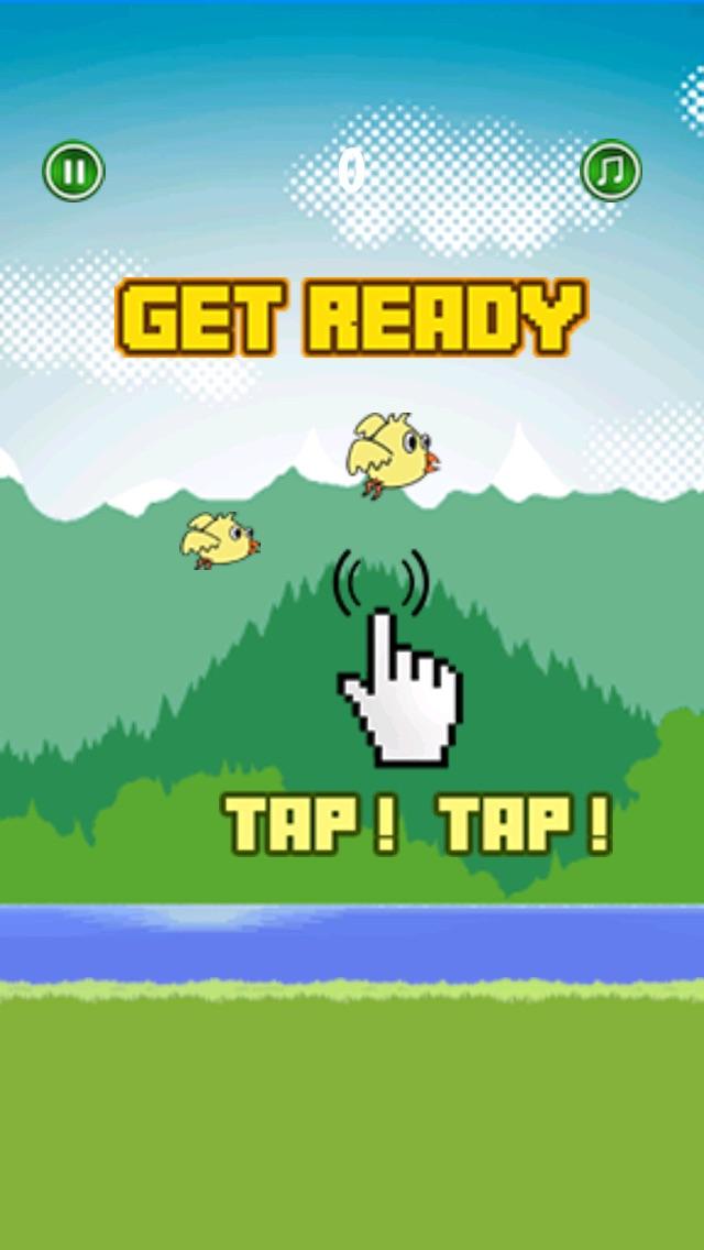 Happy Bird Flyer - Fun Birdie flying adventure-0