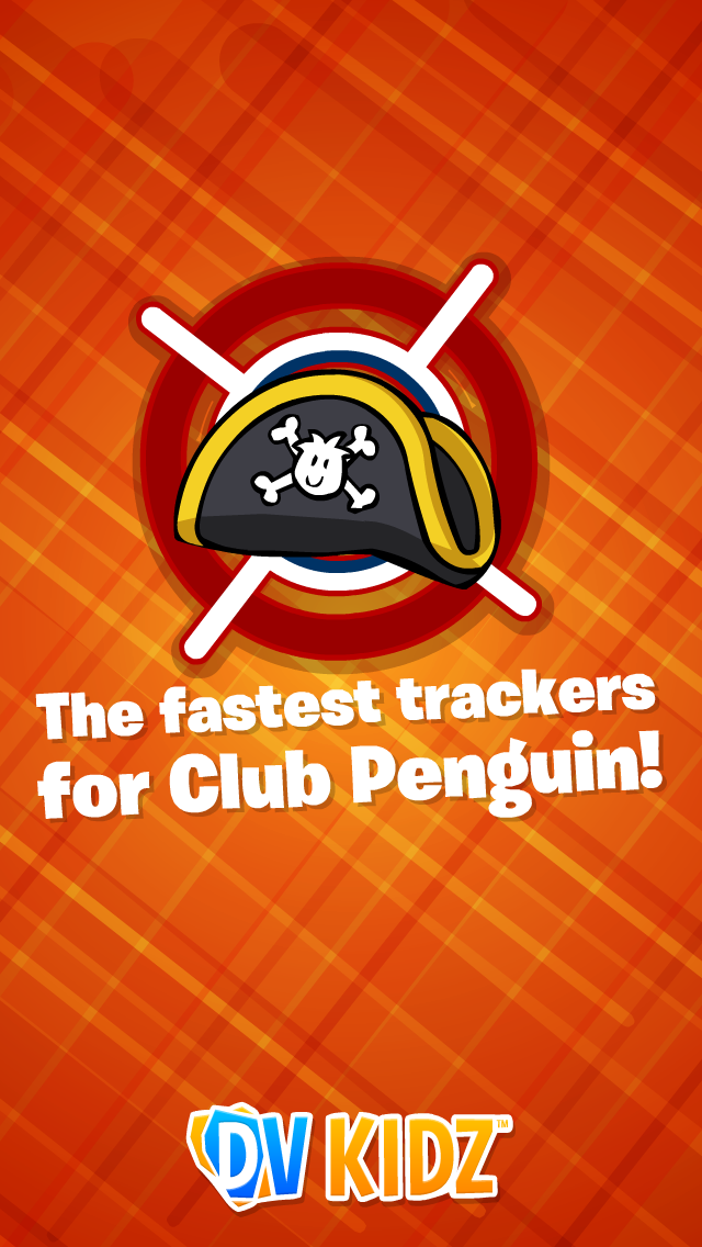 Trackers For Club Penguin screenshot one