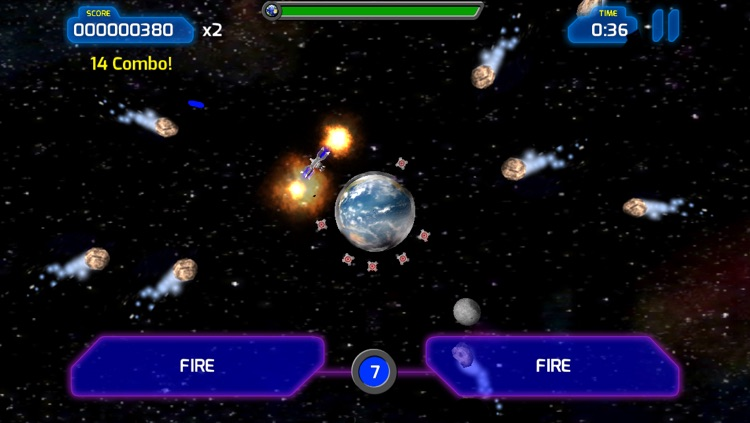 Save the Earth: Asteroid Defense by Blot Interactive
