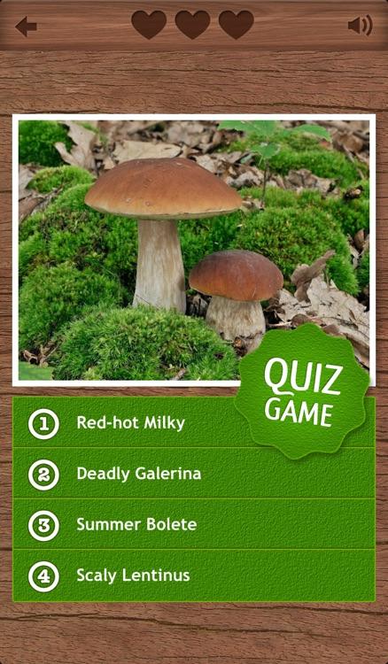 Mushrooms PRO - NATURE MOBILE - For Safe Enjoyment! screenshot-4
