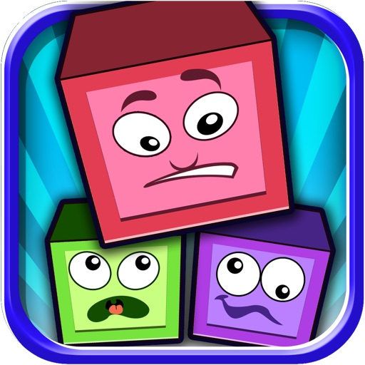 A Stack The Blocks Game Pro icon