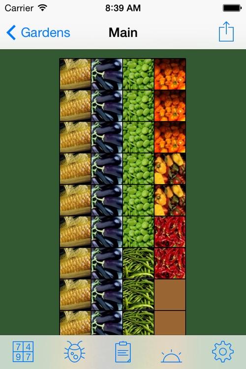 Garden Tracker - Bumper Crop