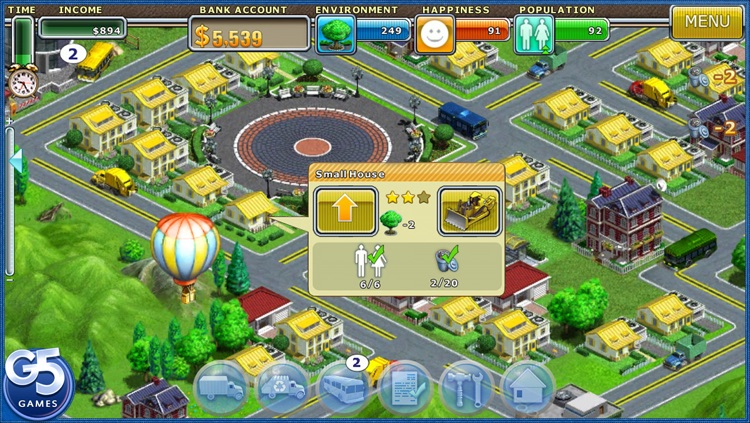Virtual City screenshot-3