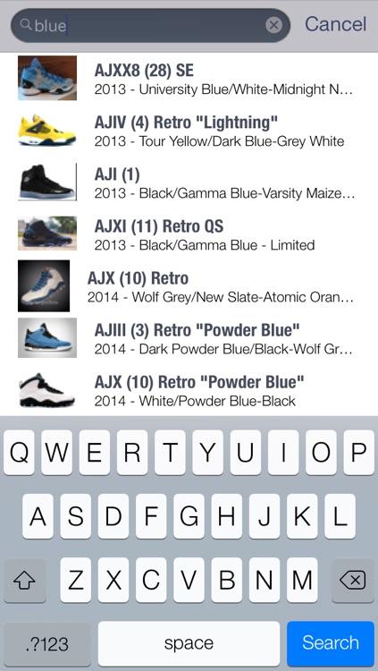 SPG Lite: Sneaker Release Dates screenshot-4