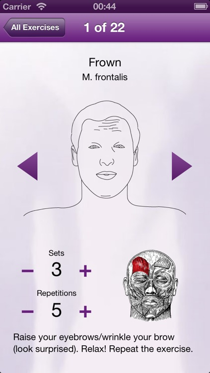 Face It! Bell's Palsy-Training™