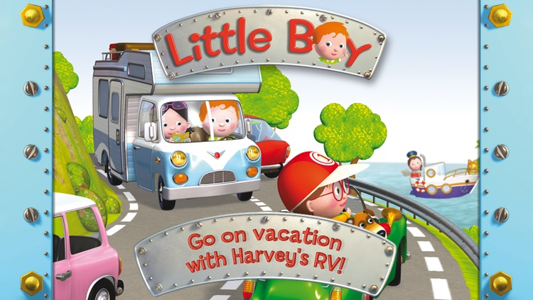 Harvey's RV - Little Boy