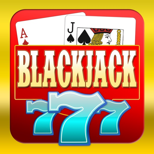 Blackjack 777 – FREE Casino Cards icon