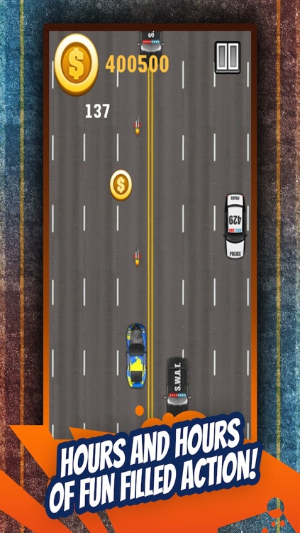 Super Car Police Chase - A Free Speed Racing Game screenshot-4