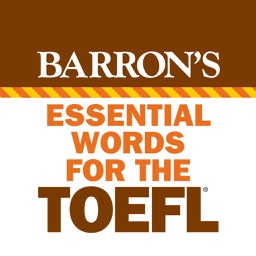 Barron's Essential Words for the TOEFL