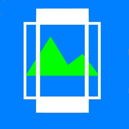 Wallpaper Set – Adjust Wallpaper for iOS7 home screen and lock screen