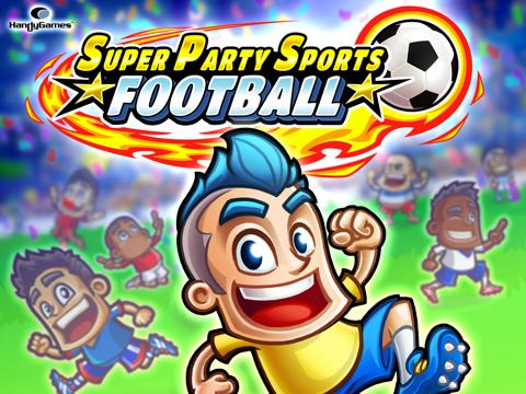 Super Party Sports: Footballのおすすめ画像1